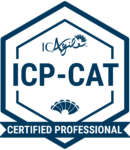 ICP-CAT Coaching Agile Transitions Certification from ICAgile for enterprise agile coach teaching