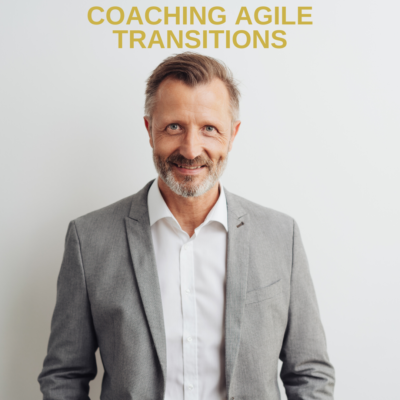 Coaching Agile Transitions teaching
