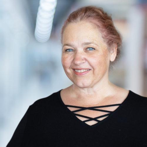 Photo of Agile Coach Antoinette Coetzee