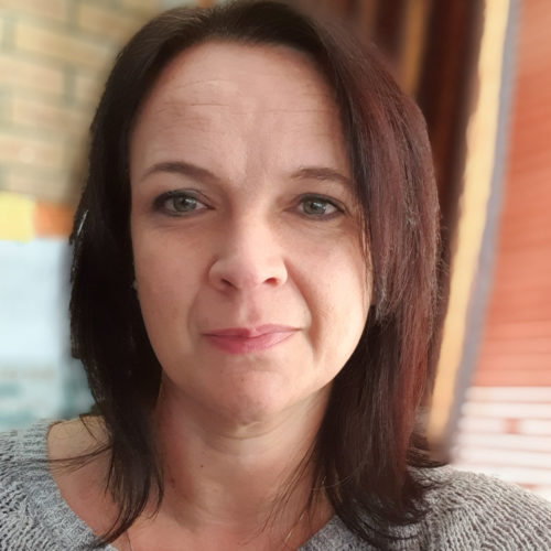 Photo of Office Manager Annalien Veer